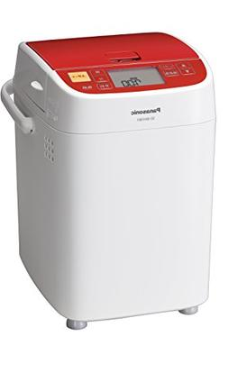 Panasonic Bread Maker Home Bakery Loaf Type Red Sd-bh1001-r