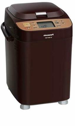 Panasonic home bakery 1 loaf type Brown SD-BMT1001-T from Ja