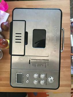 Breadman Professional BK1050S 2lb Bread Maker - Silver