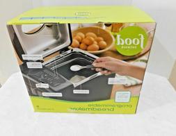 FOOD NETWORK PROGRAMMABLE BREAD MAKER MACHINE BRAND NEW NIB