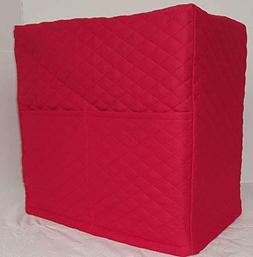 Quilted Bread Machine Cover