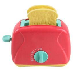 Realistic Mini Home Kitchen Bread Machine w/ Lights Kid Pret
