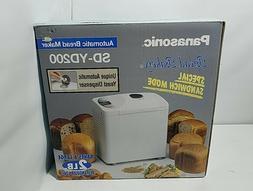 Panasonic SD-YD200 Automatic Bread Maker in Original Box A11
