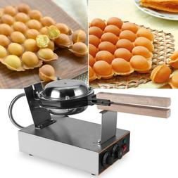 stainless electric bubble egg cake maker oven