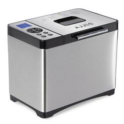 Stainless Steel 2LB 650W Electric Bread Maker Machine Progra