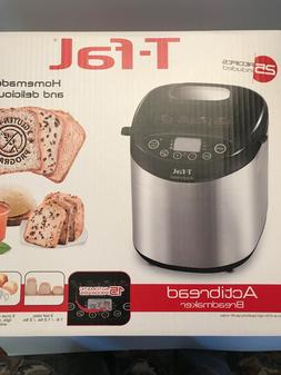 T-Fal Programmable Gluten-Free Bread Machine Digital LCD