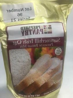 The Prepared Pantry Summer Hill Irish Oat Bread Machine Mix,