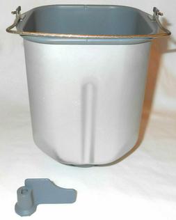 Welbilt ABM4400 Bread Machine Baking Pan & Mixing Paddle Ext
