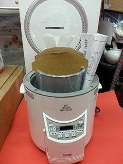 Welbilt the Original Bread Machine with Dome Glass Lid/ Mode