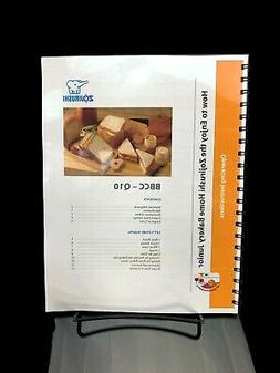 Zojirushi BBCC-Q10 Bread Machine Manual Owners Instruction U